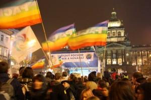 Mírpárty - Světový pochod za mír a nenásilí